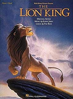 The Lion King - Vocal Selections