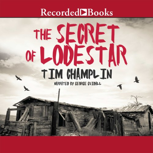 The Secret of Lodestar audiobook cover art