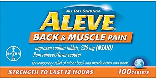 Top 10 Best aleve back and muscle pain pills Reviews