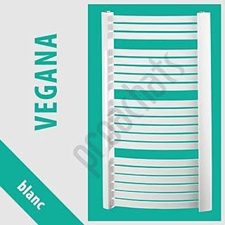 Radiador DE toallas DE baño, secado VEGANA V-20% 2F40 475 x 1200