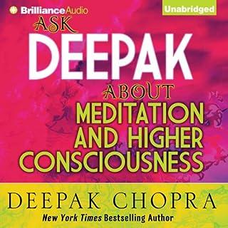 Ask Deepak About Meditation & Higher Consciousness cover art