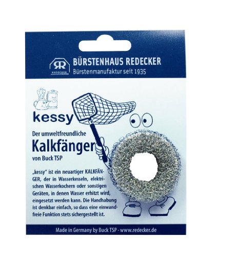 """Redecker 257000 """"Kessy"""" Kalkentferner /Kalksammler für Kessel, Wasserkocher usw."""