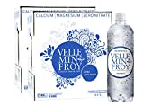 Velleminfroy eau minérale naturelle plate 2 cartons de 6 x 1 L