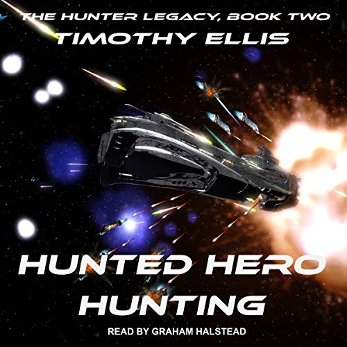 Hunted Hero Hunting, Second Edition audiobook cover art