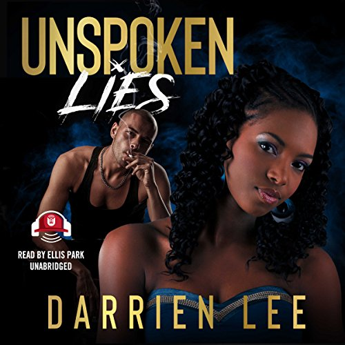 Unspoken Lies audiobook cover art