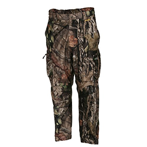 HECS Journey II Waterproof Pant by Gamehide (Mossy Oak Country, 2X-Large)
