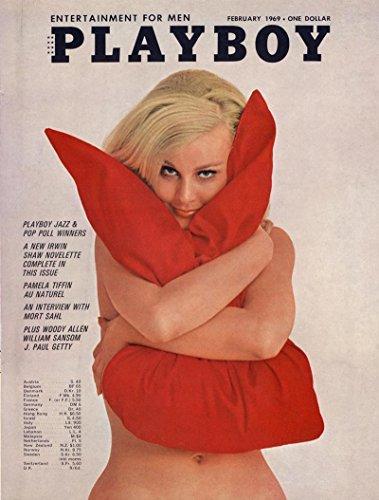 Playboy Magazine February 1969
