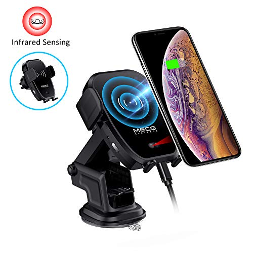 MECO Caricatore Wireless 💰 (https://images-na.ssl-images-amazon.com/images/I/71bRIKhVMWL._SL1500_.jpg) 15.99€ invece di 31.99€ ✂️ Codice sconto: 8LD43LCT