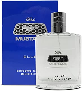 Mustang Blue, 100ml Eau de Cologne Spray