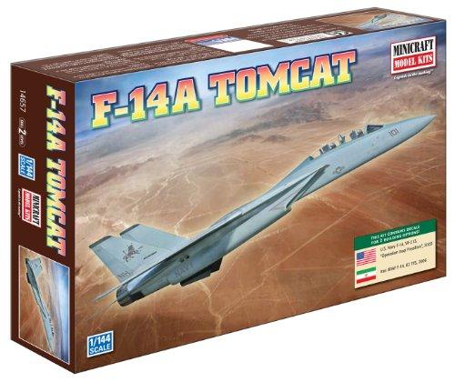 MCR14657 - Minicraft 1:144 - F-14A Tomcat