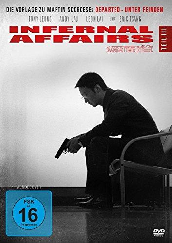 Infernal Affairs - Teil 3 [DVD]
