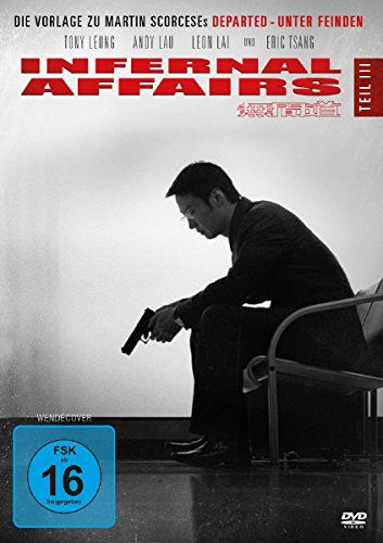 Infernal Affairs - Teil III [Alemania] [DVD]