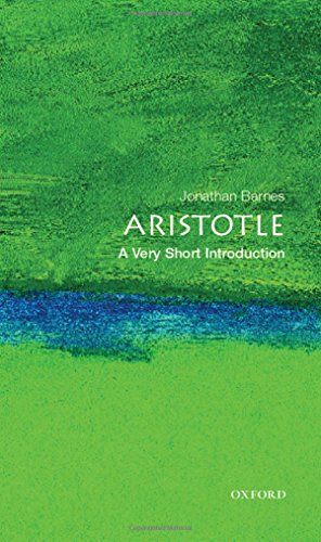 Aristotle: A Very Short Introduction: 32