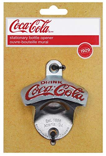 TableCraft CC341 Coca-Cola – Abrebotellas de pared