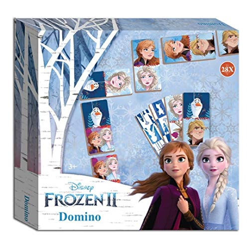 Frozen 2 Di2265FR2 Globix Domino 28 Unidades