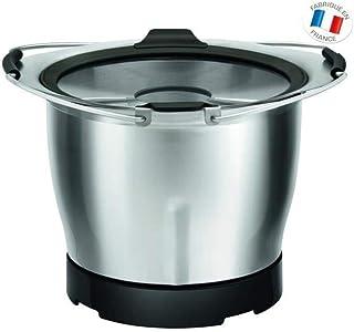 Moulinex Mini Bol de Cuisson pour Cuisine Companion Accessoire Officiel XF38AE10