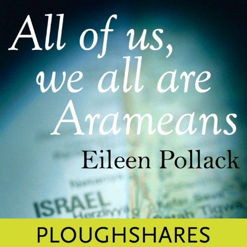 All of Us, We All Are Arameans cover art