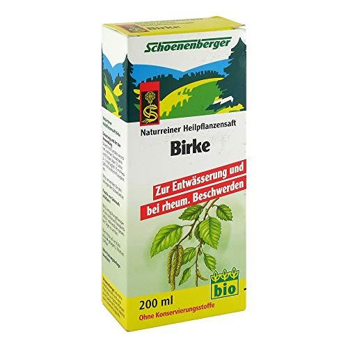 Schoenenberger Birkensaft, 200 ml