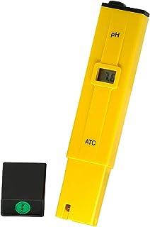 Guajave PH Hydroponics - Kit de Prueba Digital de Temperatura para Acuario
