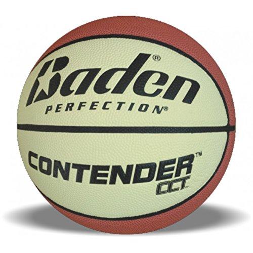 Baden Contender Balón, Beige/Cuero, Talla Única: Amazon.es ...