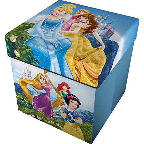 Star Disney Princesse Bean Container CM PRÉSIDENT. 32x32x32 - 41623