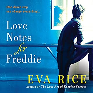 Love Notes for Freddie                   By:                                                                                                                                 Eva Rice                               Narrated by:                                                                                                                                 Liza Ross,                                                                                        Jessica Ball                      Length: 11 hrs and 2 mins     16 ratings     Overall 3.9