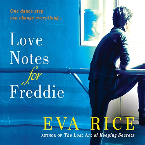 Love Notes for Freddie audiobook cover art