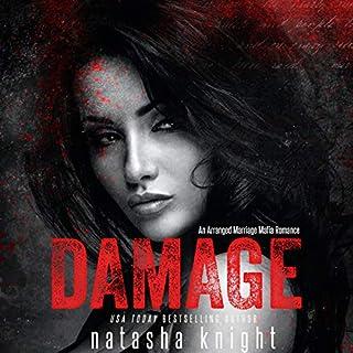 Damage: An Arranged Marriage Mafia Romance cover art