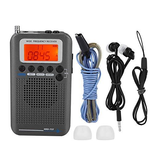 Diyeeni Air Band Radio Receptor Air FM...
