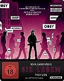Sie leben - SteelBook - Collector's Edition  (4K Ultra HD) [Blu-ray]