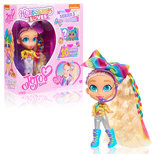 JoJo Siwa Hairdorables Doll