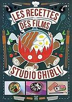 Les Recettes des films du Studio Ghibli de Minh-Tri Vo