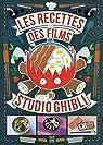 Les Recettes des films du Studio Ghibli par Vo