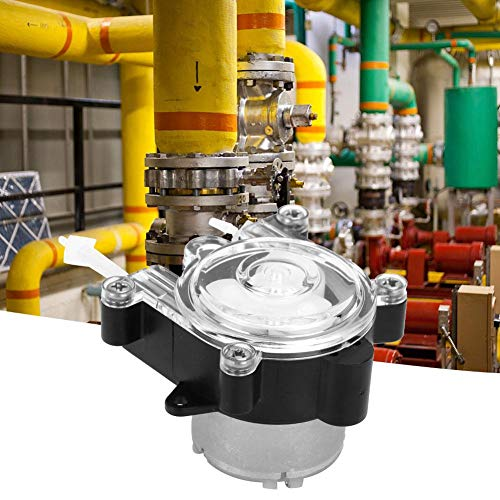 Micro Peristaltic Pump, Professional Lab Aquarium Micro Peristaltic Pump für die biochemische Analyse Apothekenpumpe aufblasbare Aquarium Peristaltic Pump(1 * 3mm)