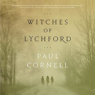 Witches of Lychford                   By:                                                                                                                                 Paul Cornell                               Narrated by:                                                                                                                                 Marisa Calin                      Length: 3 hrs and 18 mins     119 ratings     Overall 4.4