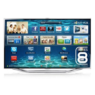 SAMSUNG De 65 Pulgadas 3D Inteligente led Slim TV ue65es8000 Full ...