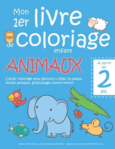 Livre de coloriages 2 ans