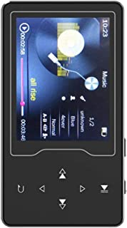 RUIZU D08 MP3 MP4 Digital Player 2.4 Inch Screen Music Player