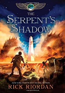 The Serpent's Shadow by Rick Riordan - Paperback