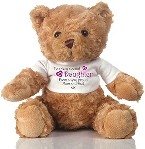 Special Daughter Personalised Teddy Bear