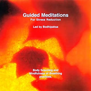 Guided Meditations for Stress Reduction cover art