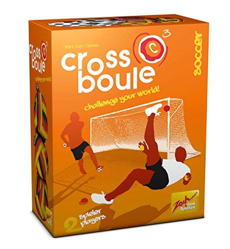 Zoch 601105068 - Crossboule c³ Set Soccer