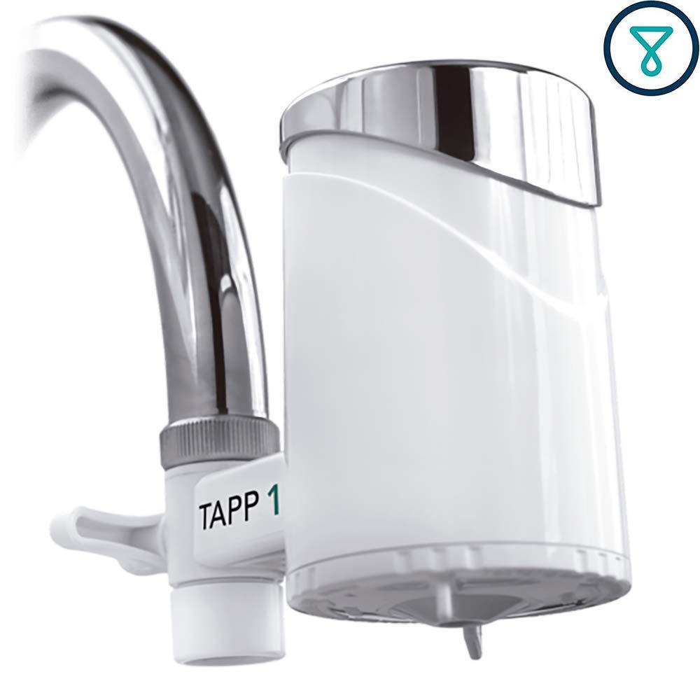 TAPP Water TAPP 1 - Filtro de Agua para la Cocina - Elimina Cloro ...