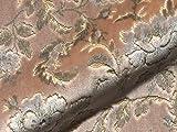 Polsterstoff Rosenfeld 811 Blumenmuster, Floral, Meterware,