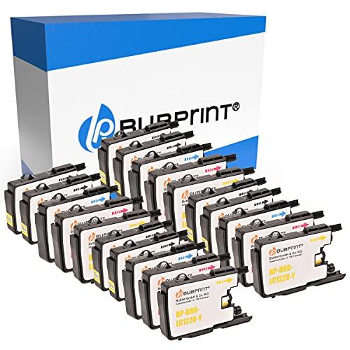 Bubprint Kompatibel Druckerpatronen als Ersatz für Brother LC-1220 LC-1240 für DCP-J525W DCP-J725DW DCP-J925DW MFC-J430W MFC-J5910DW MFC-J625DW MFC-J6510DW MFC-J6710DW MFC-J6910DW MFC-J825DW 20er-Pack