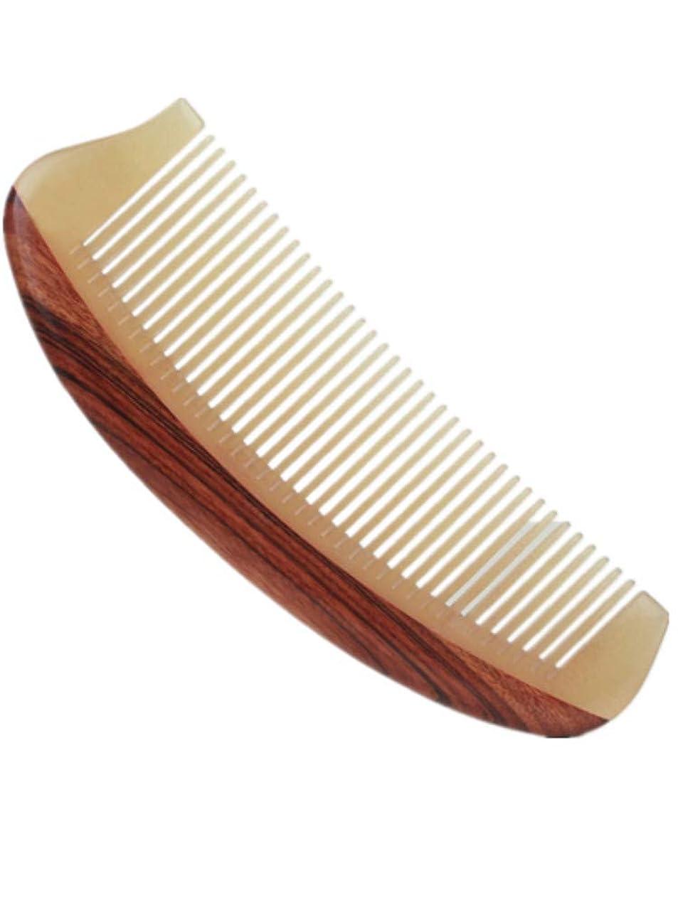 側ベックスバンドル女性、人および子供の木の櫛の羊角の良い歯の帯電防止、破損及び割れ目の端を減らします モデリングツール (Shape : Sessile)