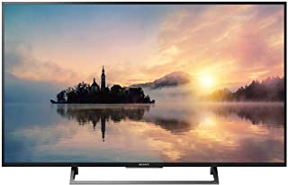 Sony 43 Inch 4K Ultra HD HDR LED Smart TV Black - KD-43X7000E