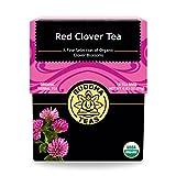 Buddha Teas Red Clover Tea 18 Tea Bags