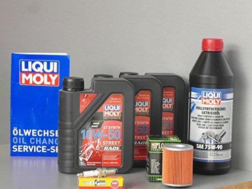 Kit d'entretien Can Am Outlander Renegade 400 inspection filtre à huile bougie