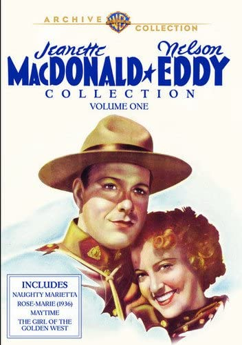 Jeanette MacDonald Nelson Eddy Collection Volume 1 product image
